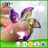 Filatore dell'alluminio del giocattolo del filatore del metallo del Rainbow della mano di irrequietezza