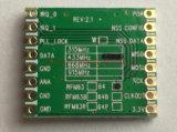 - trasmettitore e ricevente del modulo Rfm64 del ricetrasmettitore di 110dBm 300-510MHz rf