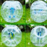 De opblaasbare Bal van de Bumper van de Bel van Zorb van het Lichaam voor het Spel van de Voetbal
