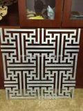 Dekoratives Aluminium täfelt Ineinander greifen/erweitertes perforiertes Aluminiumgitter