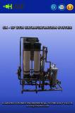 Impianto di per il trattamento dell'acqua con il sistema di uF da vendere