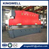 Maquinaria de dobra da placa hidráulica do CNC, freio da imprensa da folha, freio da imprensa do CNC (WC67Y-400TX6000)