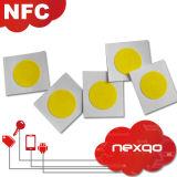 Heißer des Verkaufs-vier Aufkleber Farben-des Drucken-Ntag213 NFC für Beerkeg Logistik
