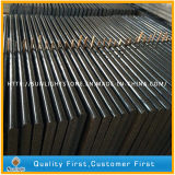 Пылаемые плитки гранита G654 Padang темные серые для пола/лестницы