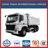Camion à benne basculante de Sinotruk HOWO 6*4 371HP pour Philippines