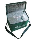 Sacchetto non tessuto isolato del dispositivo di raffreddamento di TNT, sacchetto di picnic, sacchetto del pranzo, per alimento, bottiglia della bevanda, latta di birra, ghiaccio che si raffredda, casella d'acquisto