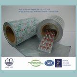Impreso en el papel de aluminio farmacéutico 6-Colored (aleación 8011)