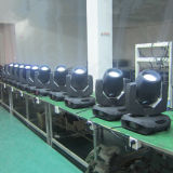 DJ 280W 10r Moving Head Disco Raio de Luz Ponto Wash