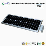 2017新型オールインワン太陽LEDの庭ライト25W