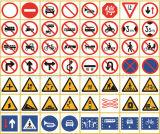 Sicherheit, die prismatischer Diamant-Grad-reflektierendes Vorsicht-Band (C5700-O, warnt)