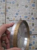 Roda de diamante de vidro (contínua) para a máquina de chanfradura de vidro