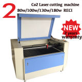 Máquina acrílica do laser do CO2 da gravura da estaca