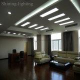 Iluminação interna quadrada do escritório da lâmpada das luzes de teto da HOME da luz de painel do diodo emissor de luz de Dimmable 36W 300X600mm da carcaça de alumínio do diâmetro