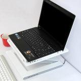 Notizbuch-abkühlender Standplatz mit USB 2.0 4 Kanal-Nabe