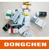 Коробка пробирки изготовленный на заказ влияния лазера печатание фармацевтическая для стероида