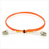 LC Upc FC/Upc mm Om1 Dx 광섬유 접속 코드