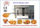 Prezzo rotativo del forno della torta dell'aria calda del KH 50/100