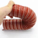 고열 주황색 유연한 실리콘 통풍관