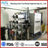 Sistema de ósmosis reversa industrial del RO del tratamiento de aguas