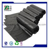 Extensamente Using sacos de lixo pretos do saco de lixo do HDPE