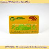 Cartão de barramento de RFID para o transporte público - Mf compatível 1k clássico