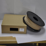 filamento di legno di stampa 3D di 1.75mm per la stampante 3D