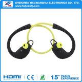 Os auriculares de suspensão de Bluetooth da orelha do universal 4.0 ostentam a música Earbuds