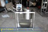 Флюидизированный лабораторией гранулаторй машины для гранулирования миниый флюидизированный