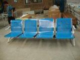 (D-10) Silla que espera Plástico-Pintada (con vaporizador) con la placa de acero perforada