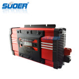Invertitore puro di potere di onda di seno di Suoer 24V 220V 1500W (FPC-D1500B)