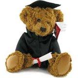 Staffelung-Schutzkappe u. Kleid-Teddybär-Plüsch-Spielzeug