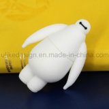 Movimentação do flash do USB de Baymax Catoon (UL-PVC002)