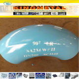 Acciaio legato ASTM A234 Wp91/Wp11/Wp22/un gomito da 90 gradi