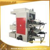 2 Machines van de Druk van de kleur Flexographic