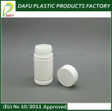 بيضاء [60مل] [ب] بلاستيكيّة الطبّ زجاجة مع [سكرو كب]