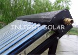 DIY Copper Heat Pipe Aquecimento Solar Collector