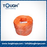 Fibra 100% resistente de Uhwmpe da corda da corda sintética do guincho Orange7.5mmx28m4X4