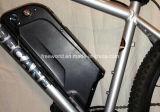 bateria elétrica da bicicleta do golfinho da bateria de lítio 14s4p de 52V Downtube com porta do USB