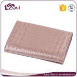 Новый бумажник пинка прибытия для женщин, бумажников неподдельной кожи женщин крокодила