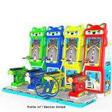 2017 de Nieuwe Muntstuk In werking gestelde Machine van het Spel van de Motor voor Kinderen (zj-MT01)