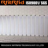 UHF/860-960MHzの受動の気性の証拠の目録RFIDラベル