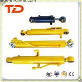 クローラー掘削機シリンダー予備品のための日立Zx450ブームシリンダー水圧シリンダアセンブリオイルシリンダー