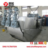 Precio de fabricante de desecación popular de la prensa de filtro de tornillo de máquina