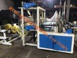 HDPE van de hoge snelheid de Biologisch afbreekbare Plastic Zak die van de Doek de Prijs van de Machine maken