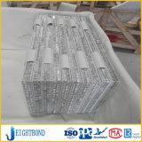 높은 경도 건축재료 대리석 돌 알루미늄 벌집 위원회