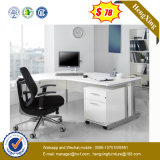 Bureau lustré noir personnalisé de meubles de bureau de couleur (NS-ND087)