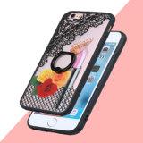 Het in het groot Leuke Mobiele Geval van de Telefoon TPU+PC voor iPhone 6/6s/6 plus met Houder