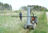 Treillis métallique de frontière de sécurité de fer d'inducteur/de prairie/frontière de sécurité de moutons/frontière de sécurité de cerfs communs