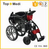 最も安い新しく熱い販売医学の製品によって禁止状態にされる折る力の電気車椅子