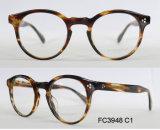 Novo quadro óptico de acetato de design para senhora com óculos (Ce)